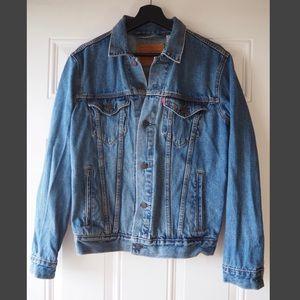 Levi's Original Jean Trucker Jacket